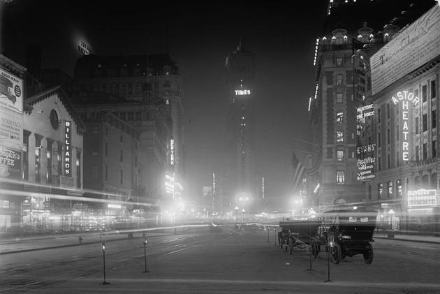 Time Square approx. 1911