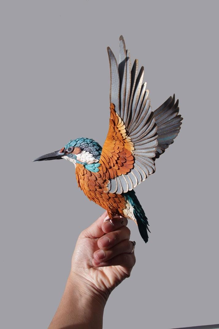 19-Bird-Paper-Sculptures-by-Diana-Beltran-Herrera-yatzer