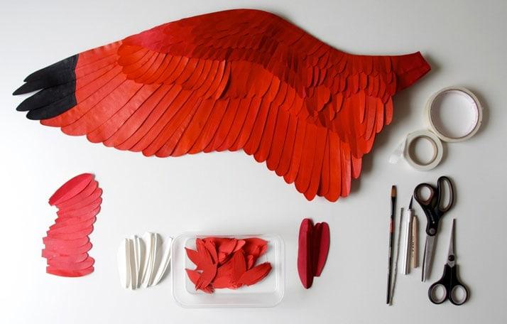 20-Bird-Paper-Sculptures-by-Diana-Beltran-Herrera-yatzer