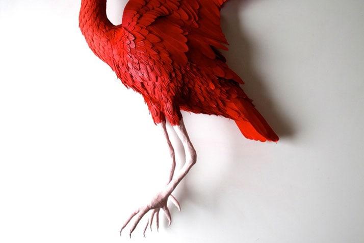 3-Bird-Paper-Sculptures-by-Diana-Beltran-Herrera-yatzer