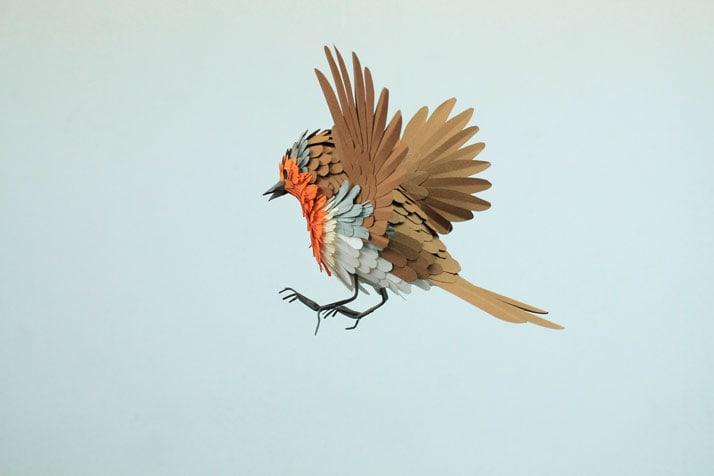 7-Bird-Paper-Sculptures-by-Diana-Beltran-Herrera-yatzer
