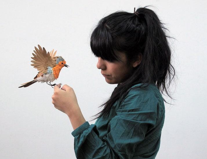 8-Bird-Paper-Sculptures-by-Diana-Beltran-Herrera-yatzer