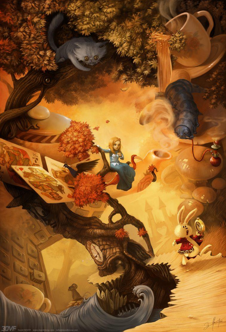 Alice in my wonderland 012 net 1