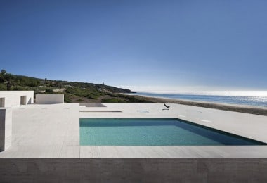 House of the Infinite by Alberto Campo Baeza in Cádiz, Spain