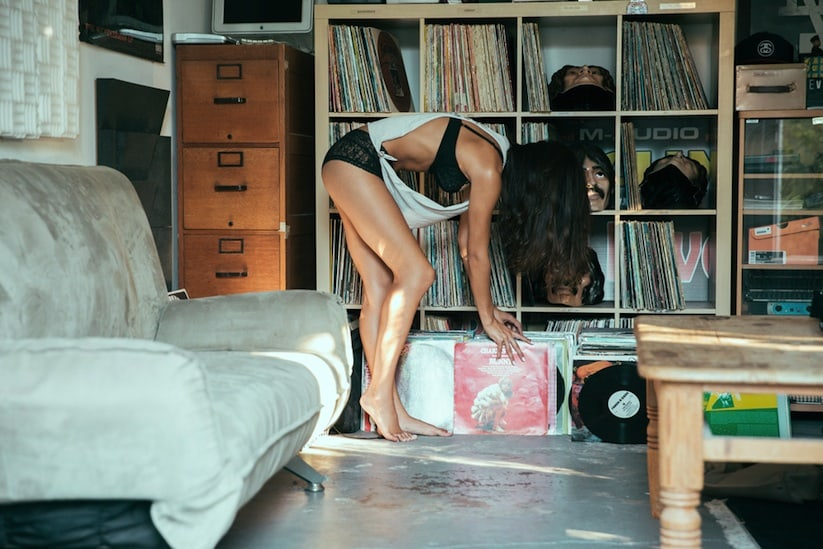 Kyra_Santoro_photographed_by_Van_Styles_at_the_Studio_of_Dilated_Peoples_Evidence_in_Los_Angeles_2014_03
