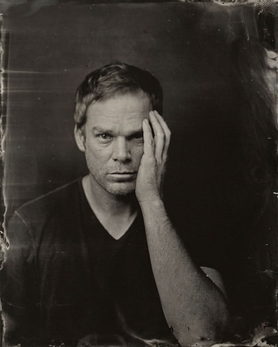 2014 Sundance TIn Type Portraits - Michael C. Hall