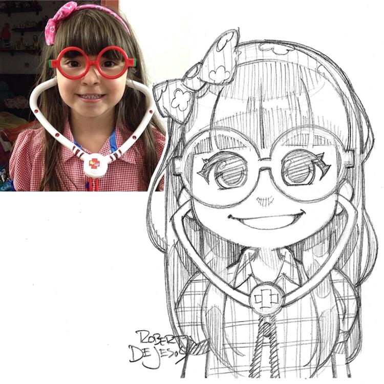 Creative_Artist_Robert_DeJesus_Turns_Strangers_Photographs_Into_Anime_Inspired_Sketches_2014_03