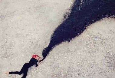 Fairy Self Portraits by Kylli Sparre