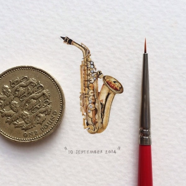 Postcards_for_Ants_Miniature_Watercolor_Paintings_by_Lorraine_Loots_2014_03