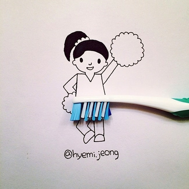 Witty_Illustrations_Created_Around_Everyday_Household_Objects_by_Hyemi_Jeong_2014_02