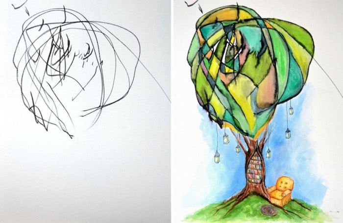 childrens-drawings-into-paintings_02