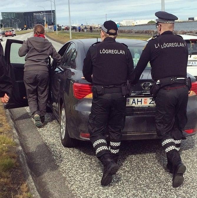 Icelandic Police 3