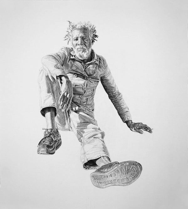 No_Regrets_In_Life_Drawings by_Joel_Daniel_Phillips_2014_03