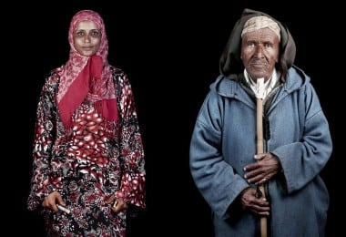 """""""The Marrocans"""" by Leila Alaoui 1"""