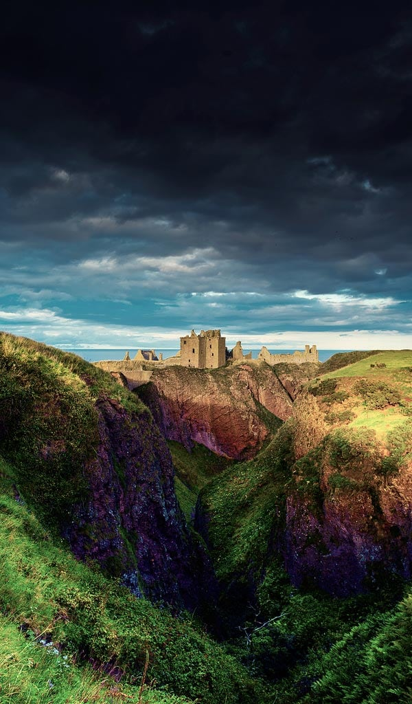 Dunnottar-Castle