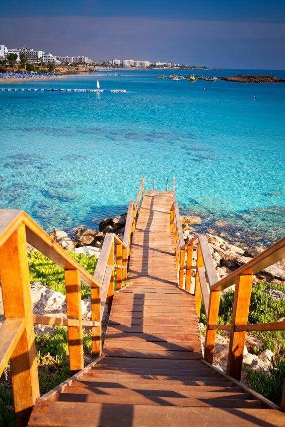 Turquoise-Sea-Cyprus