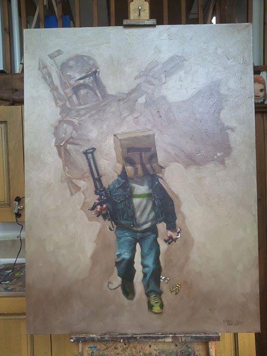 Children's imagination, by Craig Davidson - 01