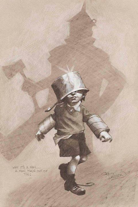 Children's imagination, by Craig Davidson - 04