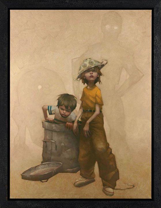 Children's imagination, by Craig Davidson - 11
