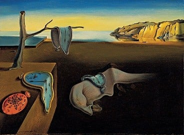 The_Persistence_of_Memory_Famous-Paintings-in-the-World