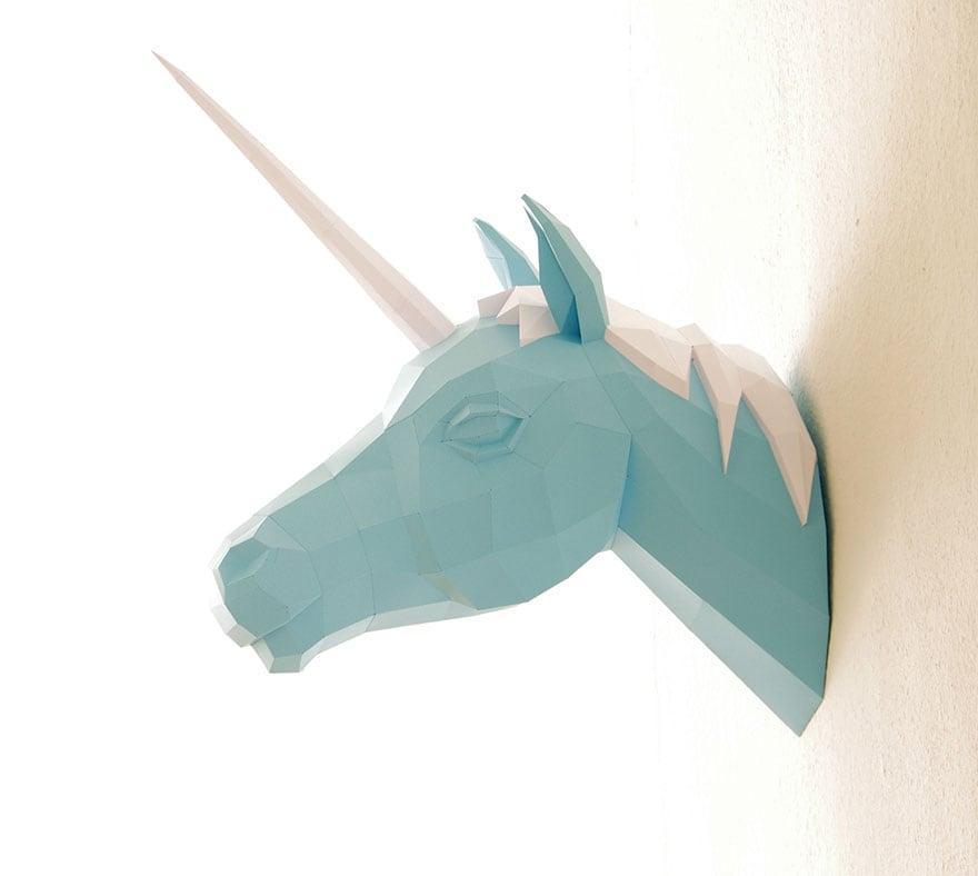 Wolfram-Kampffmeyer-DIY-Paper-Animal-Sculptures-10