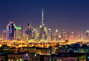 10 Photos of the World's Most Impressive Skylines 36