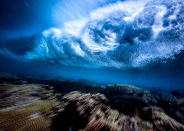 16 - Underneath Waves