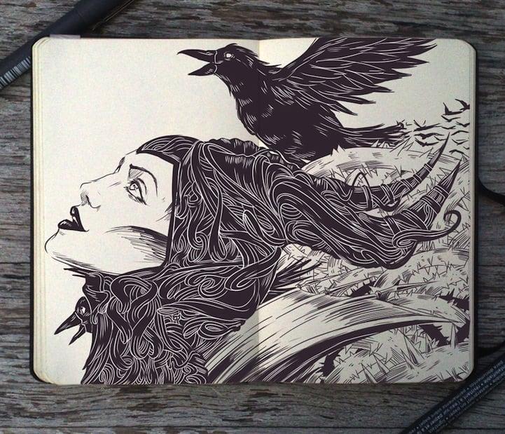 Moleskine-Art-by-Gabriel-Picolo-14