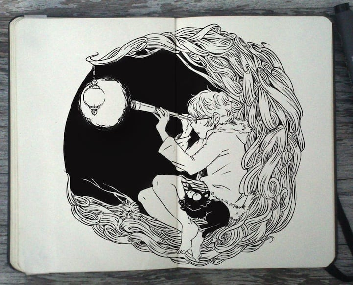 Moleskine-Art-by-Gabriel-Picolo-4