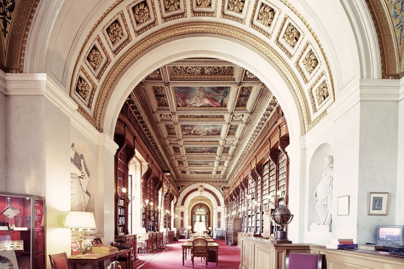 Gorgeous Photos of the World's Most Beautiful Libraries 19
