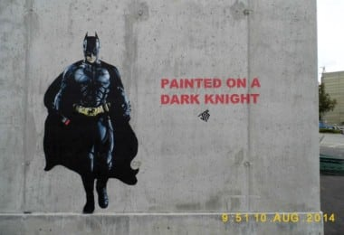 UK Street Artist Uses Pop Culture Puns in His Work 17