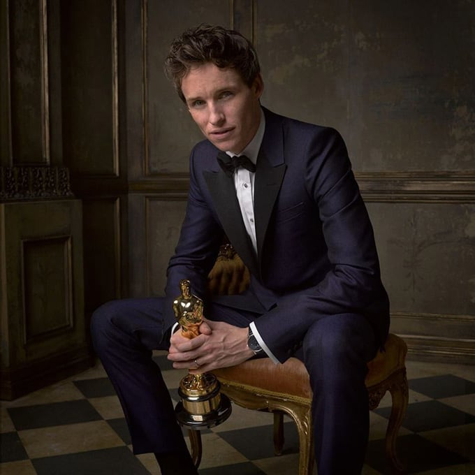 Oscars portraits: Celebrities in Vanity Fair 2015 Photo Session 10