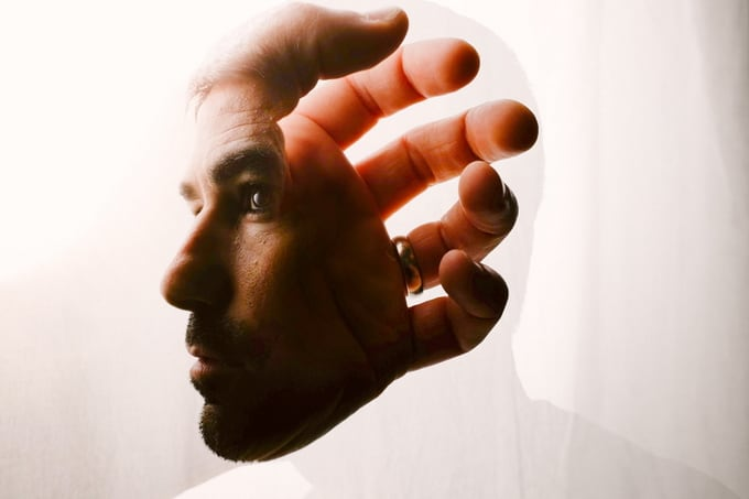 Wisdom For My Children: Double Exposure Portraits by Brandon Kidwell 2