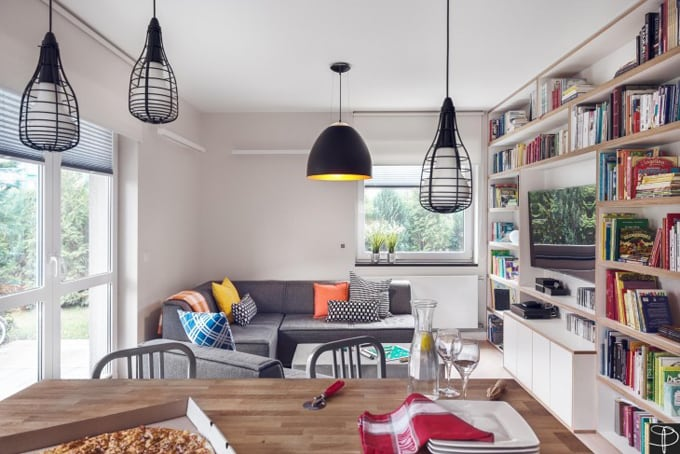 Apartment in Gdańsk by studio POTORSKA 5