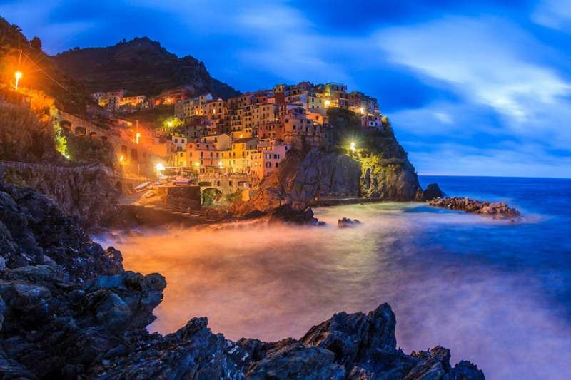 Manarola La Spezia Italy Top 15 Most Stunning Cliff Side Towns And Villages