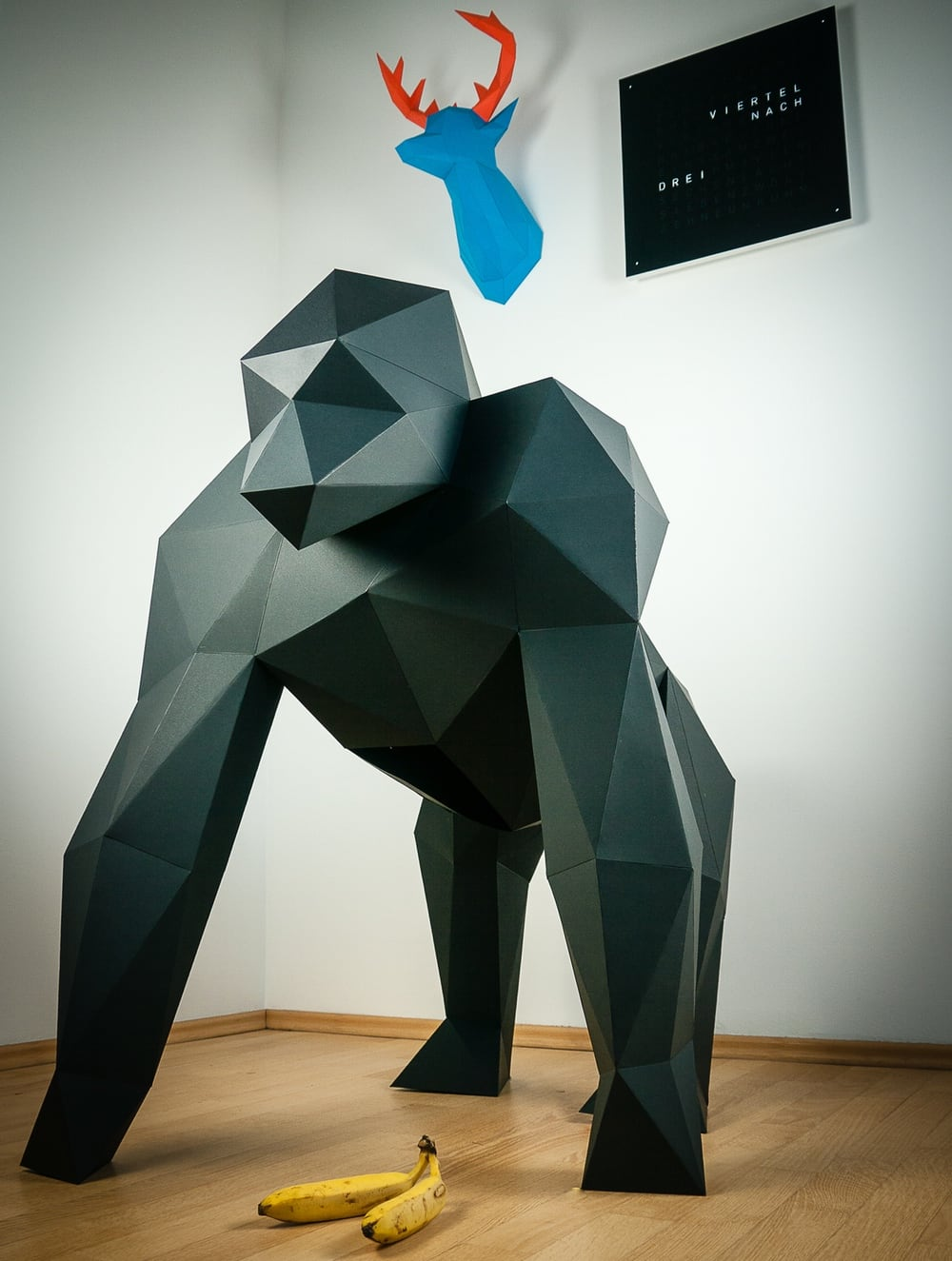 Papertrophy gorilla 1000