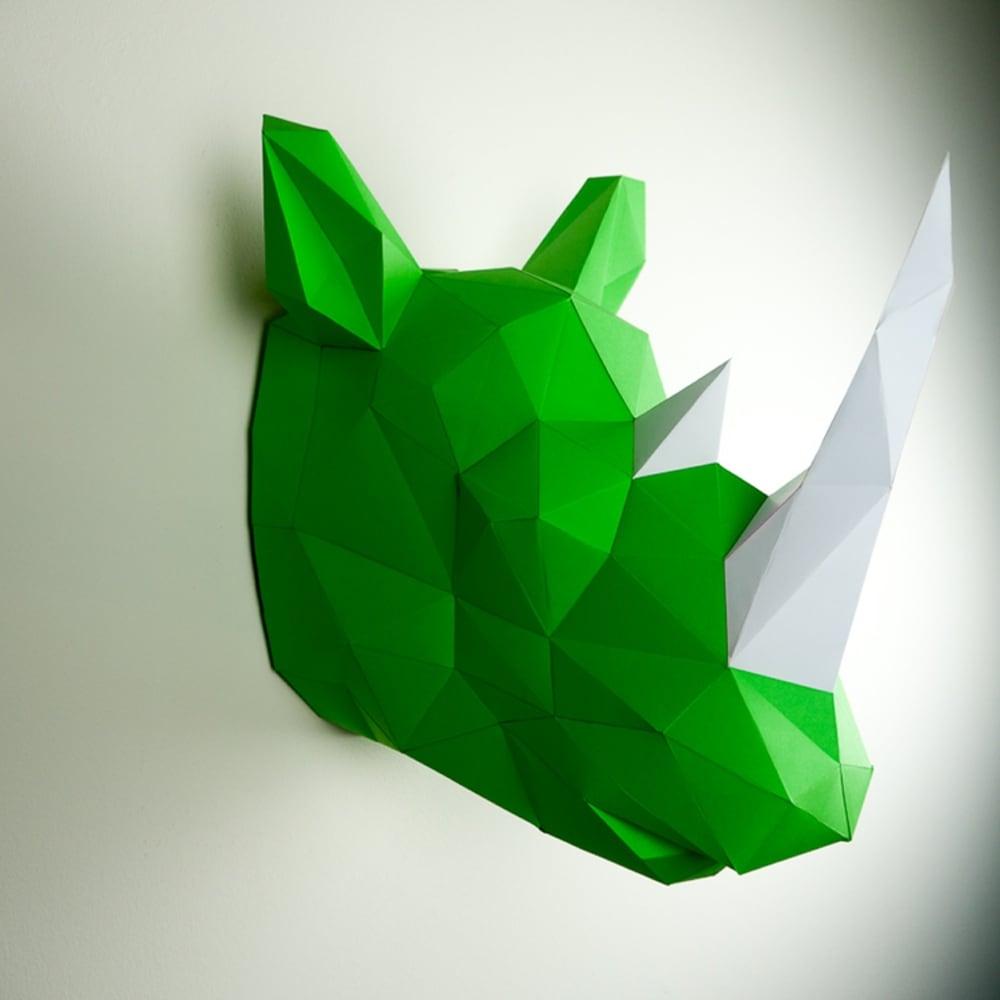 Papertrophy rhino