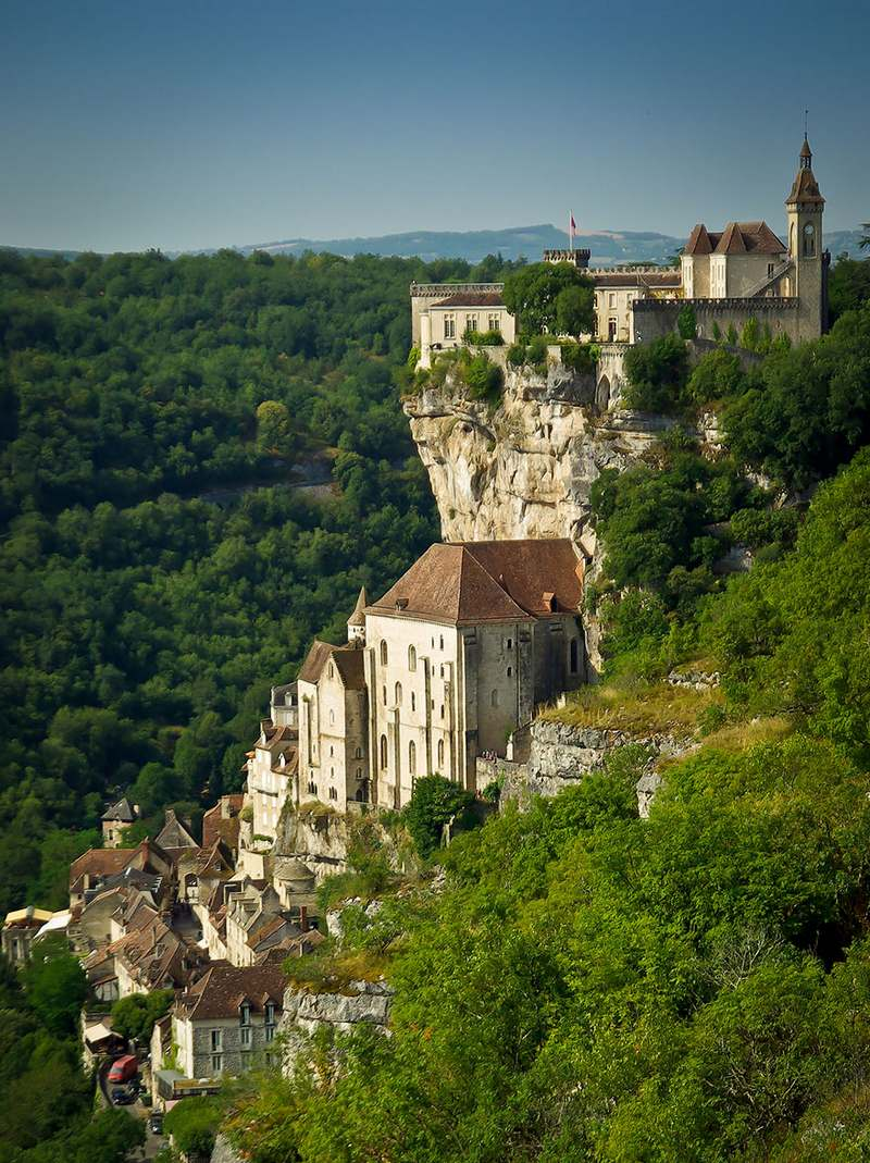 Rocamadour France Top 15 Most Stunning Cliff Side Towns And Villages