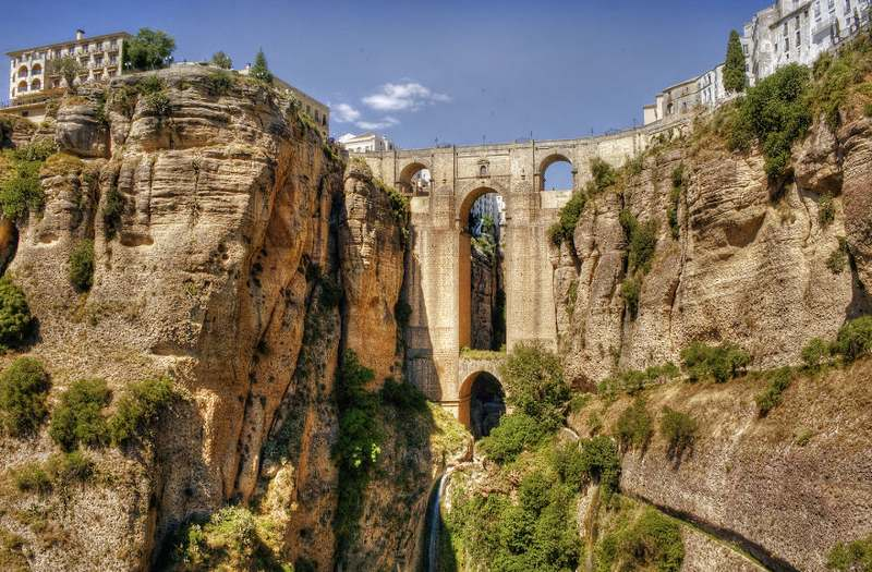 Ronda Spain Top 15 Most Stunning Cliff Side Towns And Villages