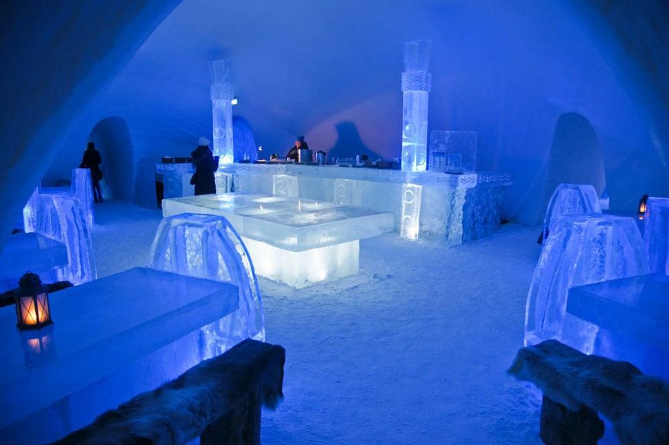 The Ice Bar 2