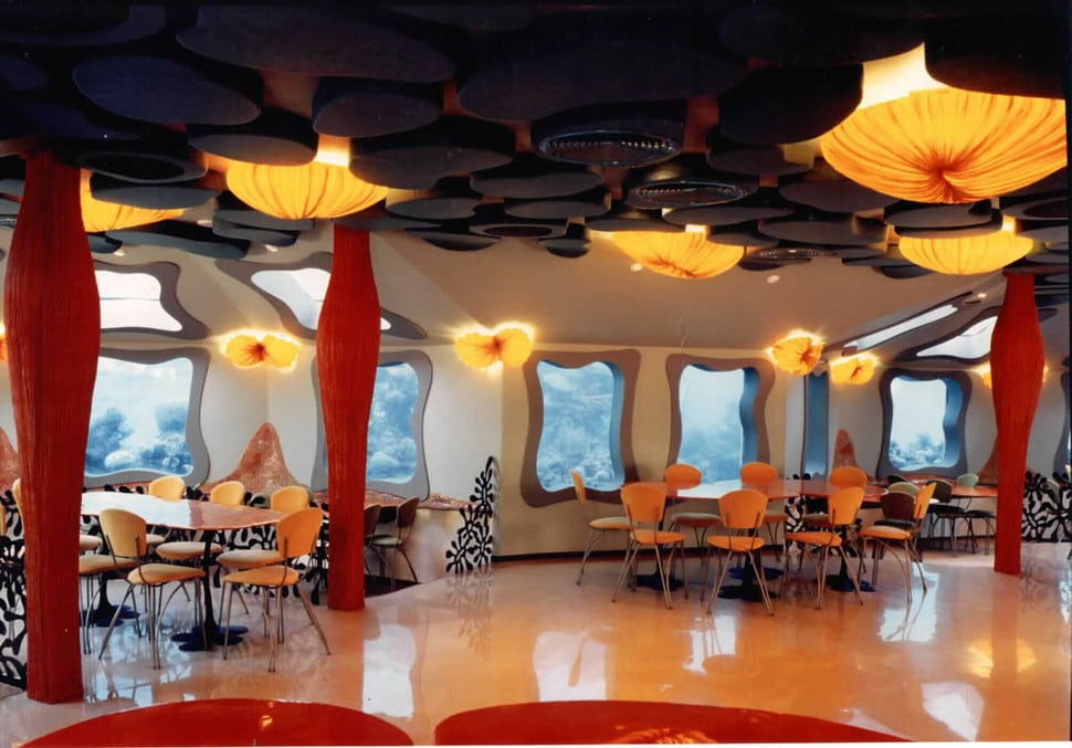 The Red Sea Bar