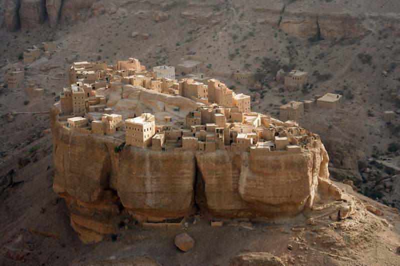 Wadi Dawan Yemen Top 15 Most Stunning Cliff Side Towns And Villages