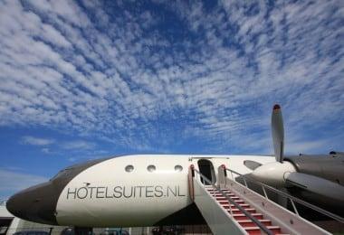 Dutch Hotelier Transforms Soviet Aircraft Into Luxurious Hotel Suite 4