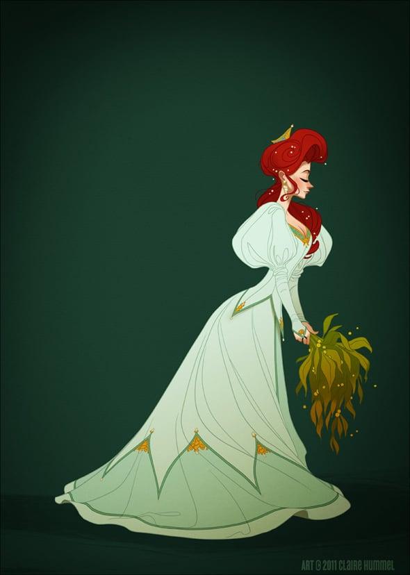 disney-princess-in-accurate-period-clothing-chicquero-fashion-ariel