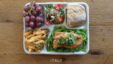 school lunches around the world 1 1