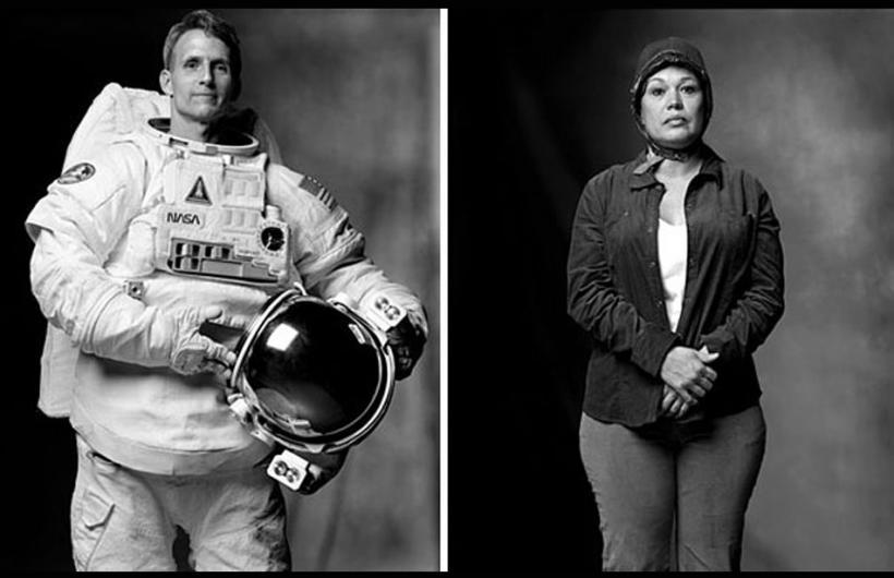 Astronaut / Alien Abductee