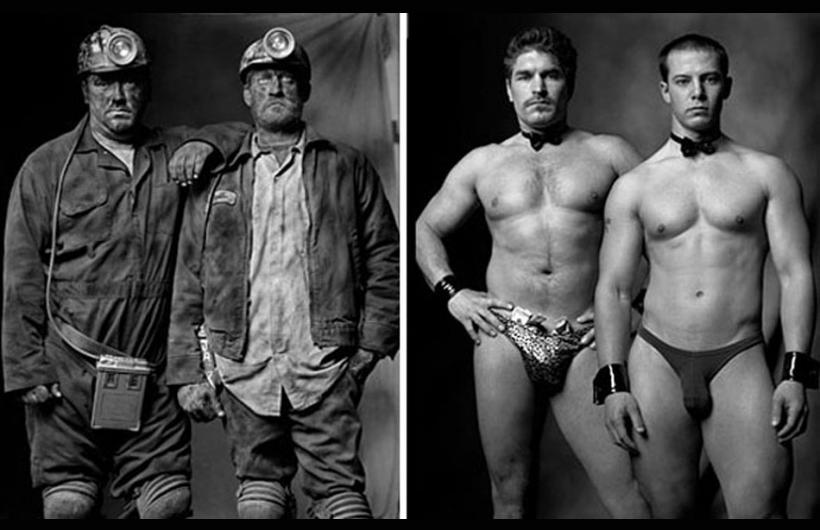Coal Miners / Male Exotic Dancers