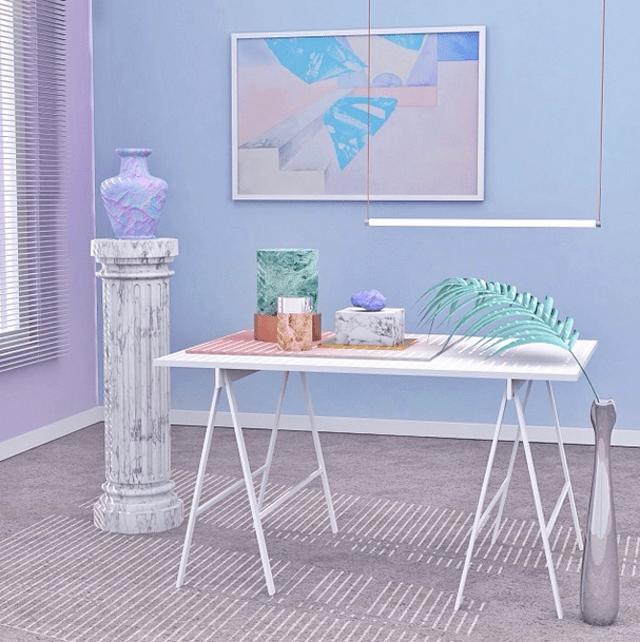 3D-Pastel-Colored-Set-Design-19