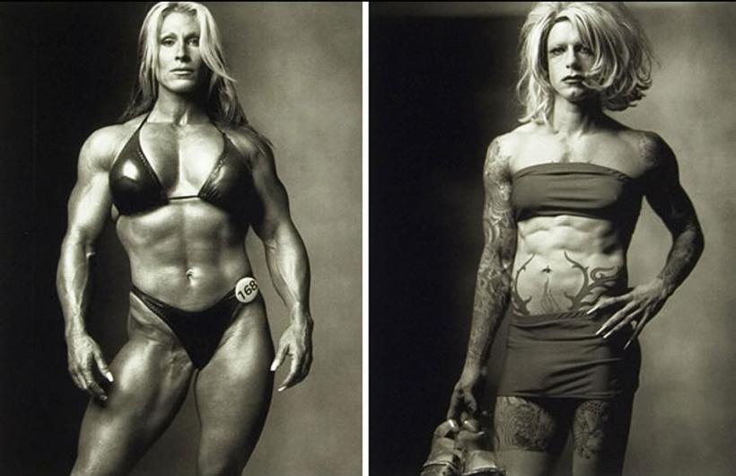 Female Body Builder / Drag Queen
