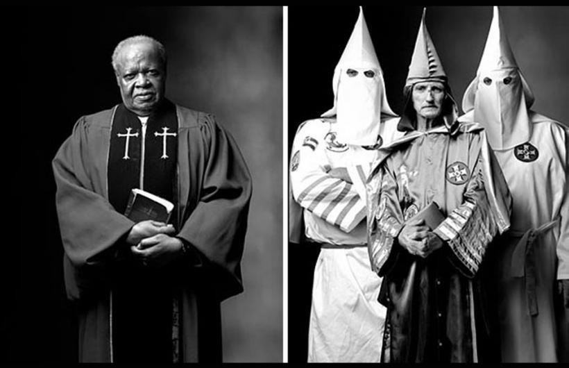 Baptist Minister / Ku Klux Klan